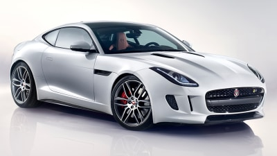 2014 Jaguar F-TYPE Coupe: Price And Features For Australia