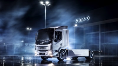 Volvo FL all-electric truck set to be trialled in Australia