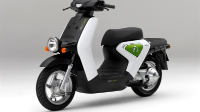 2011 Honda EV-Neo Electric Scooter Unveiled, Japanese Launch This Year