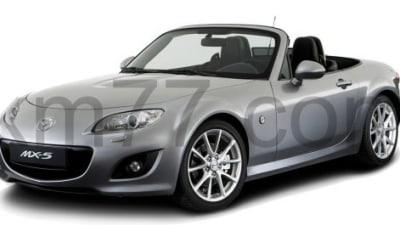2009 Mazda MX-5 Photos Leaked