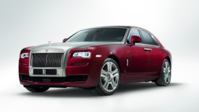 Rolls-Royce upgrades Ghost for 2015
