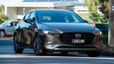 2019 Mazda 3 G20 Evolve hatch