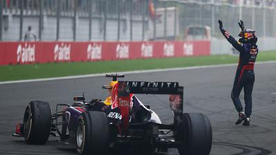 2013 Indian Formula 1 Grand Prix: Vettel Seals Championship With India Win