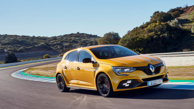 Renault sharpens up new Megane RS