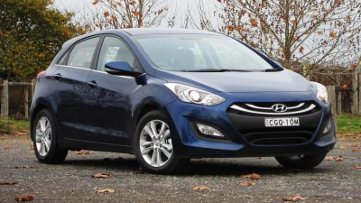 2012 Hyundai i30 First Drive Review