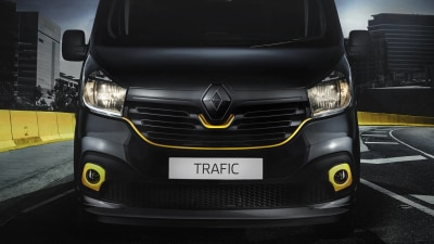 Renault Trafic Formula Edition Arrives Down Under