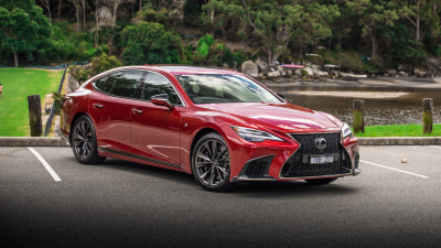2021 Lexus LS500 F Sport review