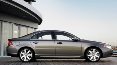 2010 Volvo S80 R-Design Interior Package On The Way, Under Review For Australia