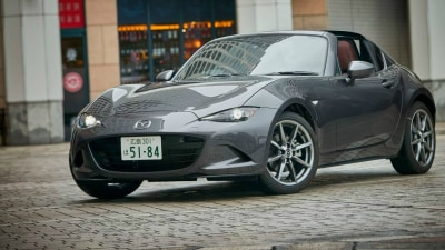 Five-Star ANCAP Safety For Mazda MX-5 RF