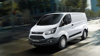 2017 Ford Transit And Transit Custom Add New Auto Option