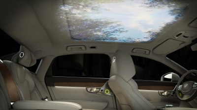 Volvo unveils luxurious S90 Ambience Concept