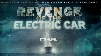 WIN: Revenge Of The Electric Car On DVD - Three To Give Away