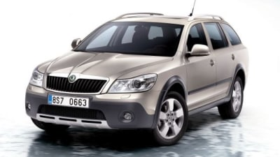 New Skoda Octavia Scout Launched In Australia