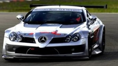Rumourmill gathers steam on Mercedes SLR replacement