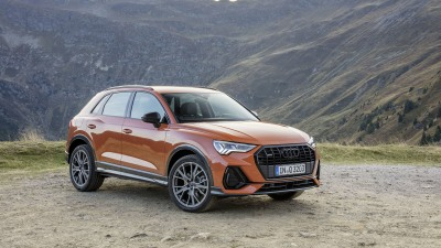 Audi To Add Q3 Coupe Model To SUV Lineup