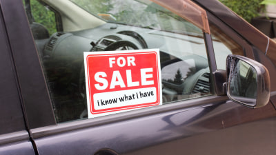 The inflated used car price bubble needs to burst