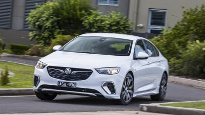 New Holden Commodore recalled