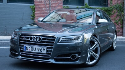 2015 Audi S8 Review: Phenomenal Power, Peerless Comfort