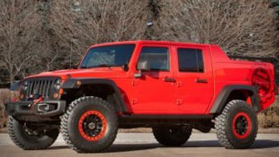 Jeep confirms Wrangler ute