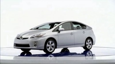 More 2010 Toyota Prius Images Leaked