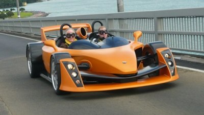 The Hulme CanAm, New Zealand's Supercar