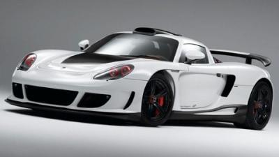 Gemballa Porsche Carrera GT Carbon Edition