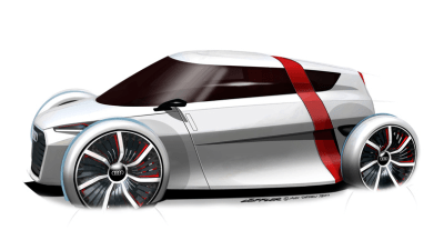 Audi Urban Concept Artwork Revealed