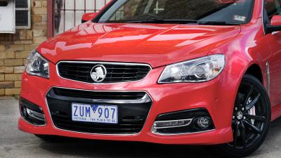 2013 Holden SSV Redline Manual Sedan Review: 5 STARS