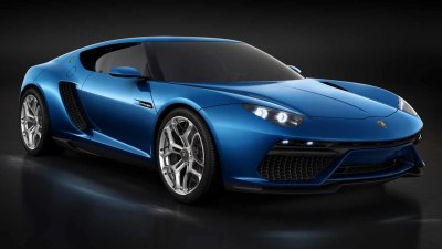 Lambo Asterion Could Get Limited Production, But No Hybrid Power: Report