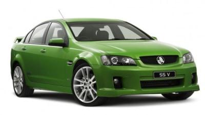 V8 Sales Still Strong For Holden