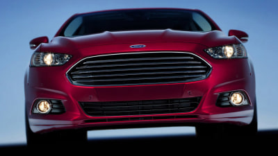 2013 Mondeo Is A Fusion Of Ford's Best