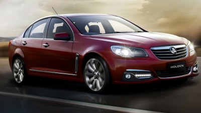 Beyond VF: Holden Keeps Rear-drive Commodore Hopes Alive