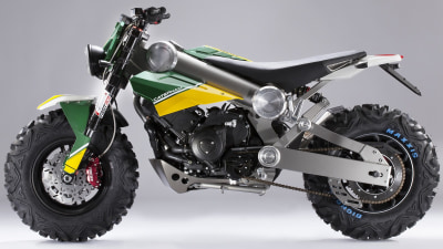 Caterham Expands Into Motorcycles With Three New Prototypes