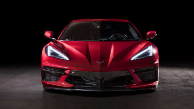 2020 Chevrolet Corvette (C8) review
