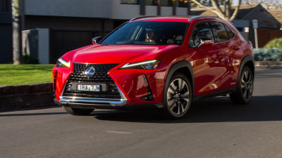 2020 Lexus UX250h Sports Luxury review