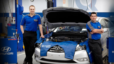 Hyundai Lifetime Capped Price Service Introduced In Australia