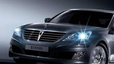 2010 Hyundai Equus Leaked Images