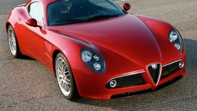 Alfa looking to base 8C Competizione successor off California platform