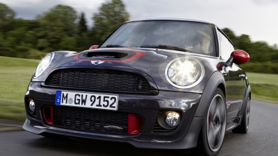 MINI John Cooper Works GP Detailed Further Ahead Of Paris Launch