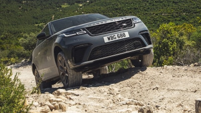 Land Rover readying Range Rover EV