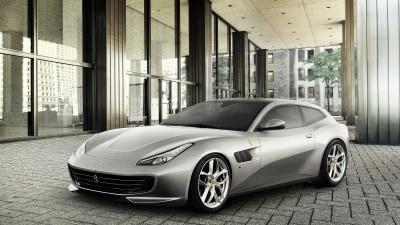 Ferrari's 'Panamera-Punishing' Four-Seat GTC4Lusso T V8 Set For Paris