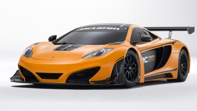 McLaren 12C Can-Am Edition Racing Concept Bound For Pebble Beach