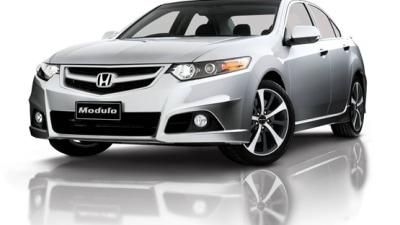 2009 Honda Accord Euro Gets Modulo Treatment