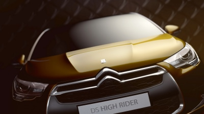 2010 Citroen DS High Rider Interior Revealed In New Images