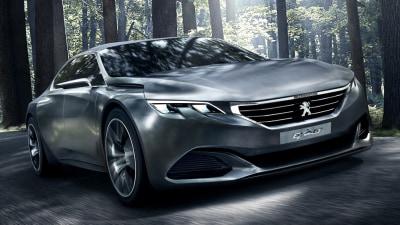 Peugeot Exalt Enhanced For Paris