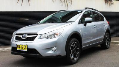 2012 Subaru XV 2.0i-L Manual Review