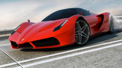 Ferrari Enzo Successor Rendered Ahead Of Late 2012 Debut