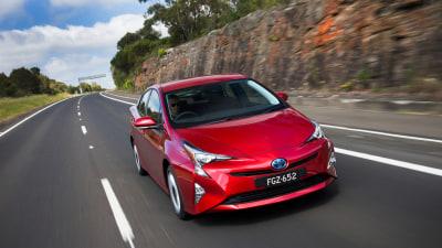 2017 Toyota Prius range review