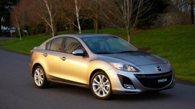 Mazda Plans Stop-Start Technology For Mazda3 In The UK