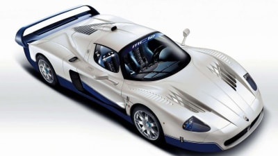 LaMaserati Coming? Trident-badged Hypercar Under Consideration: Report
